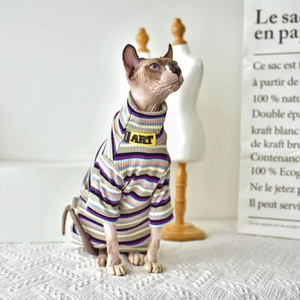 """A """"Must-Have"""" Daily shirts for cats."""