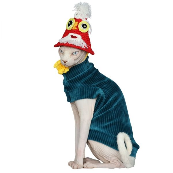 """Halloween Outfits For Cats 