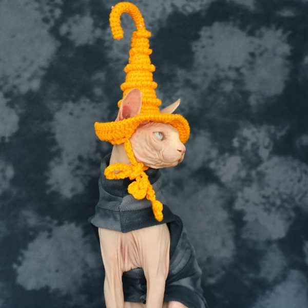 """Ins Style For Cats Cat Halloween Clothes 