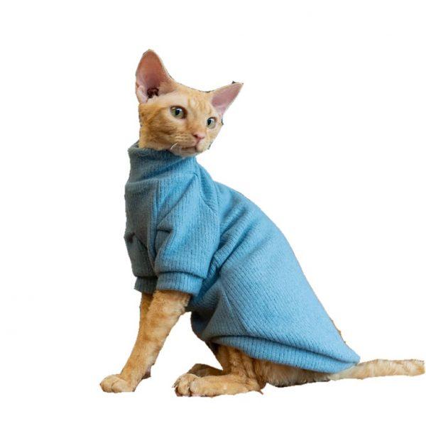 Cute Cat Sweater | Cat Sweater, Cat In Sweater Ugly Cat Sweater-Winter