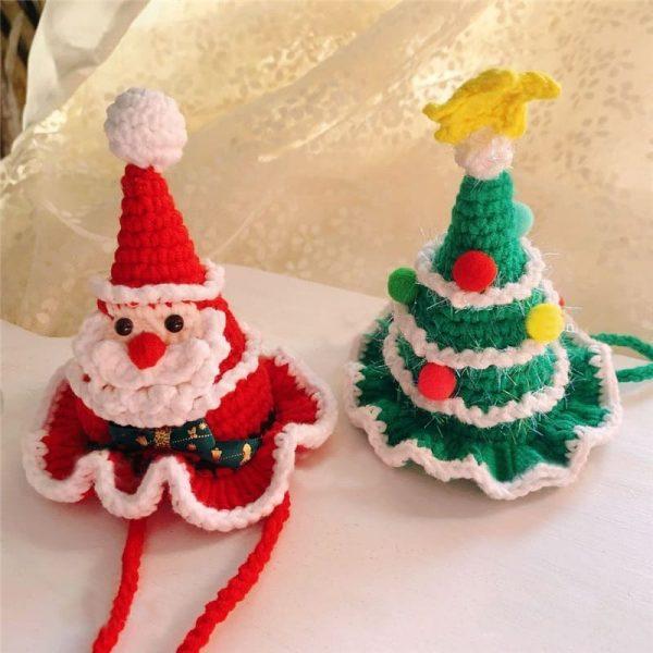 Cat Birthday Santa Hats | Cat with A Birthday Hat, Birthday Hats Santa